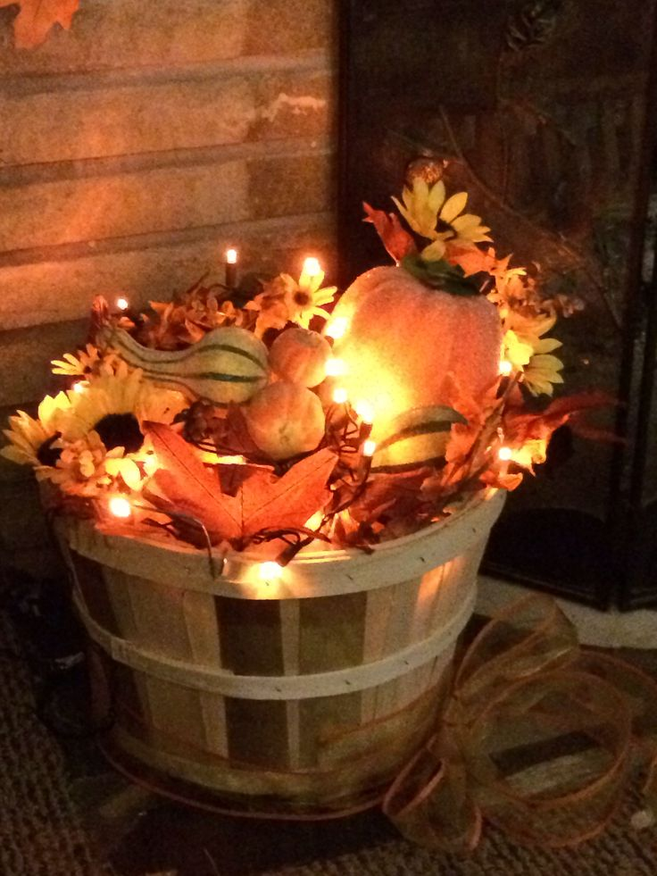 27 Best Fall Porch Decorating Ideas and Designs for 2016