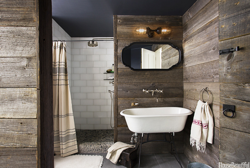 Rustic Bathroom Designs: 17 Inspiring Rustic Bathroom Decor Ideas For Cozy Home