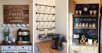Coffee Station Designs