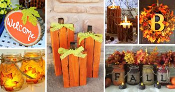 DIY Fall Craft Ideas