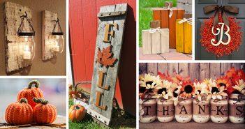 Etsy Fall Decorations