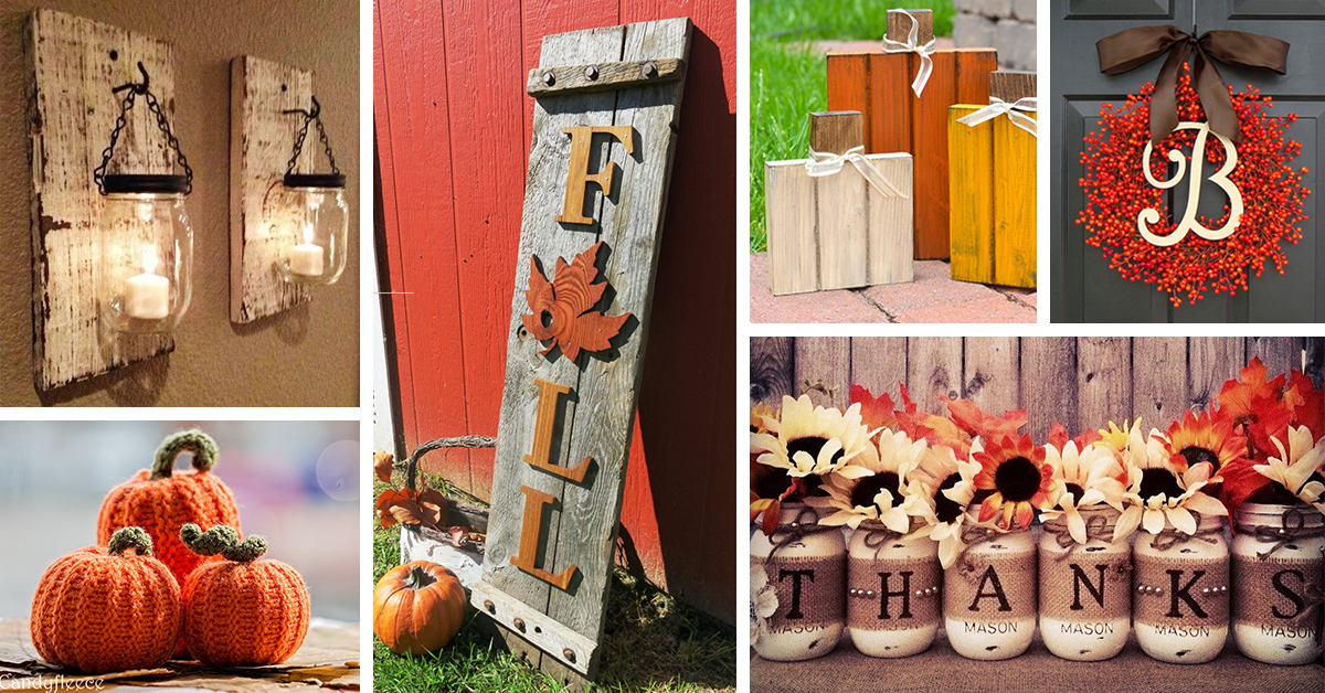 Fabulous etsy fall decorations to buy in
