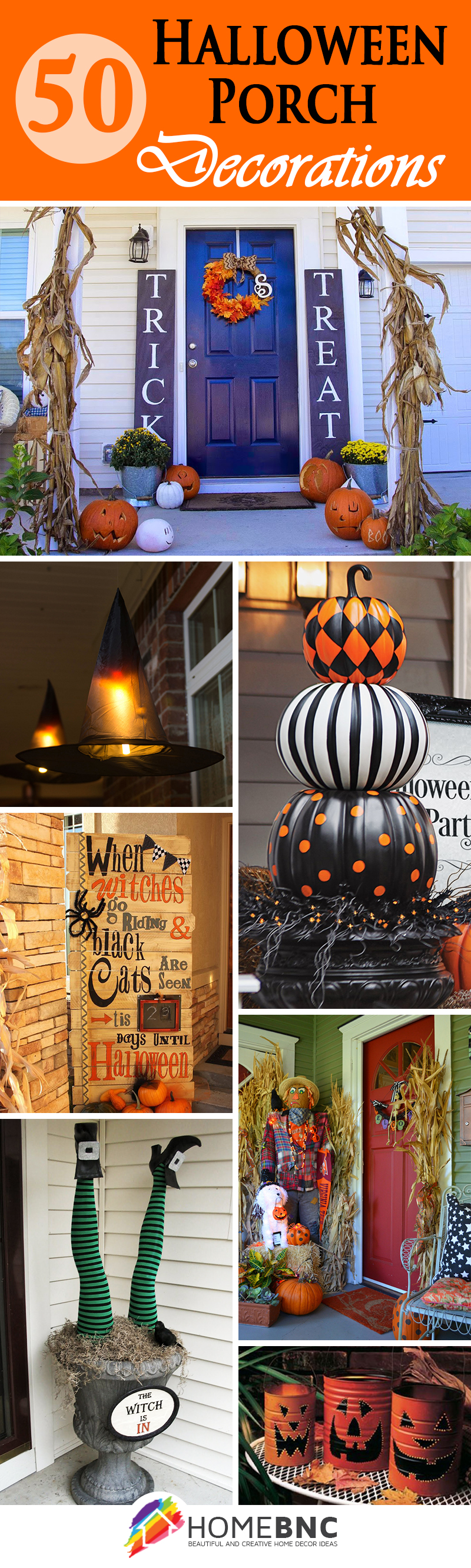 Halloween Porch Decoration Ideas