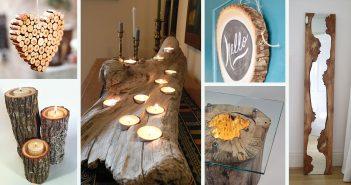 Wood Home Decoration Ideas