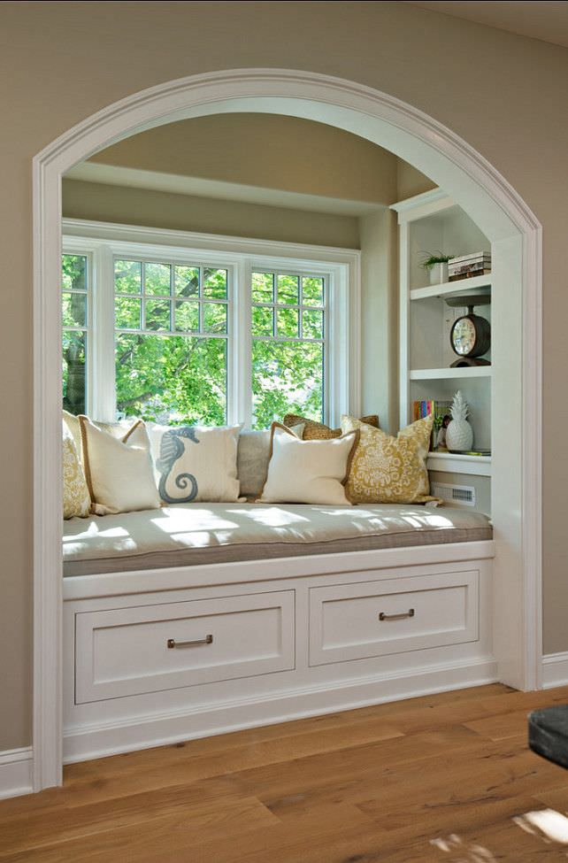 27 Best Reading Nook Ideas and Designs for 2017 on Nook's Cranny Design Ideas  id=52281
