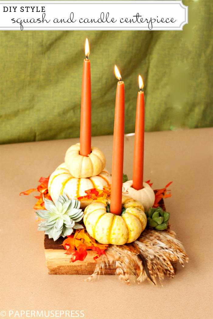 Best diy thanksgiving centerpiece ideas and decorations