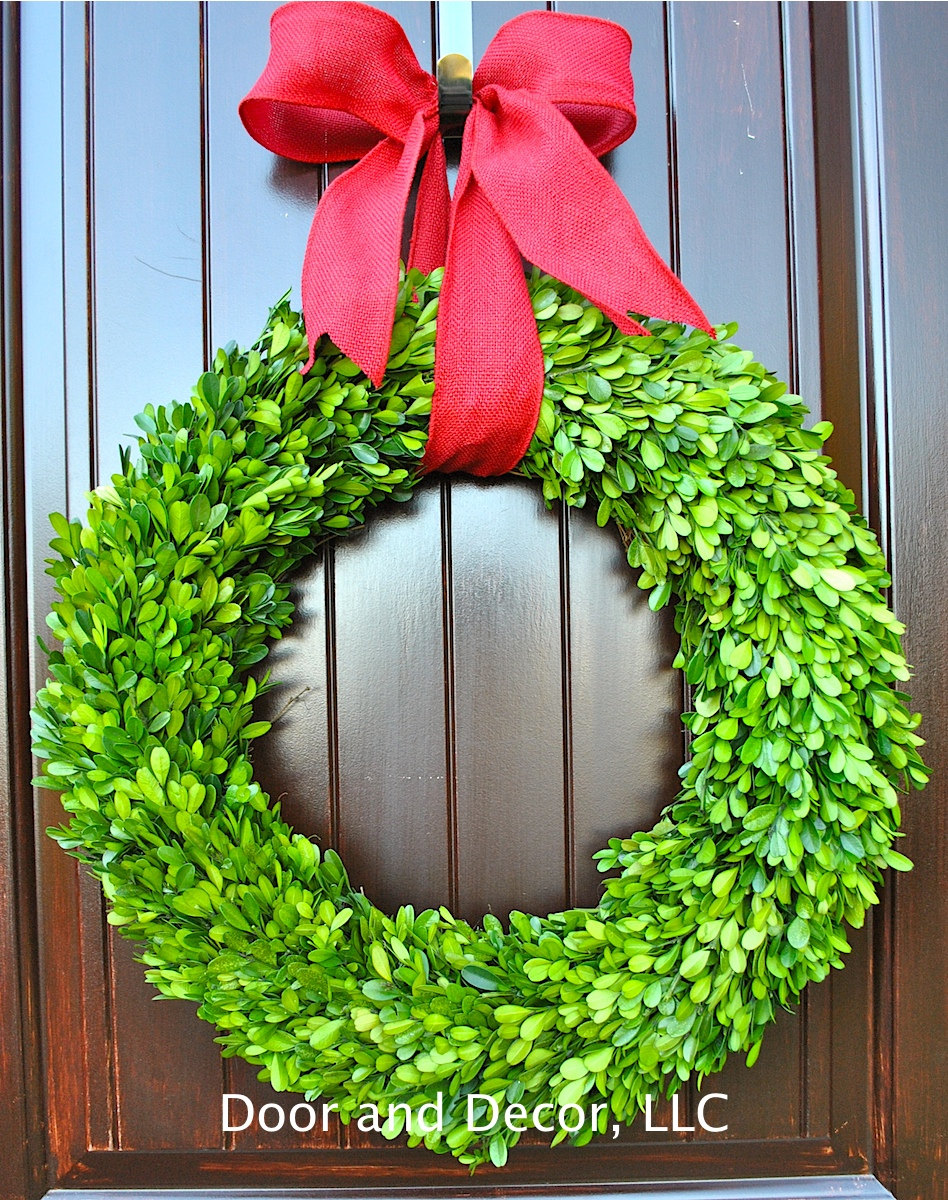 29 trendy farmhouse decoration ideas from etsy to buy for Best place to buy wreaths