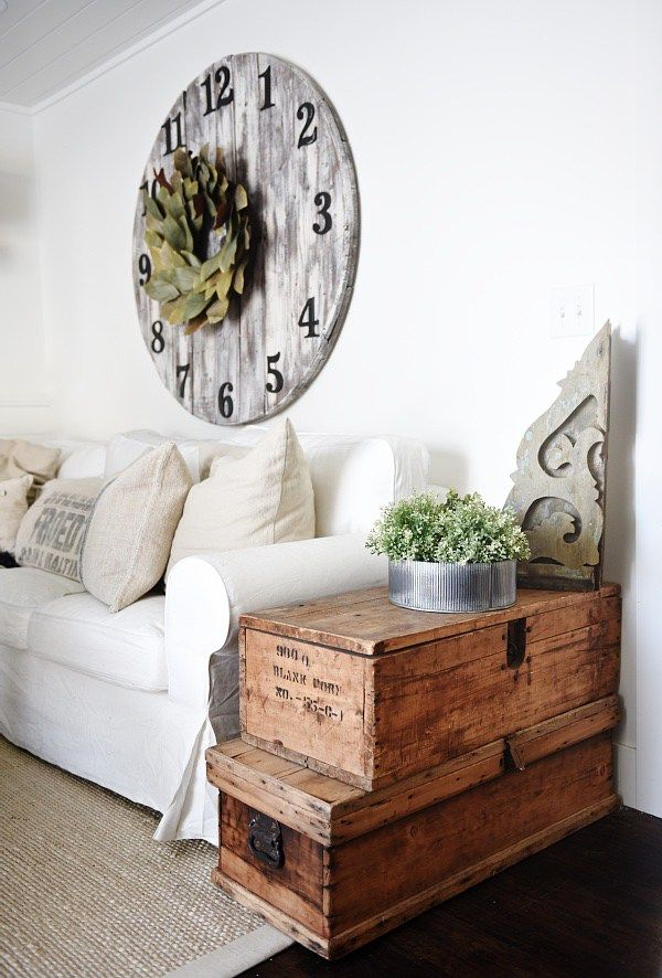 27 best rustic chic living room ideas and designs for 2016 - Rustic chic living room ...