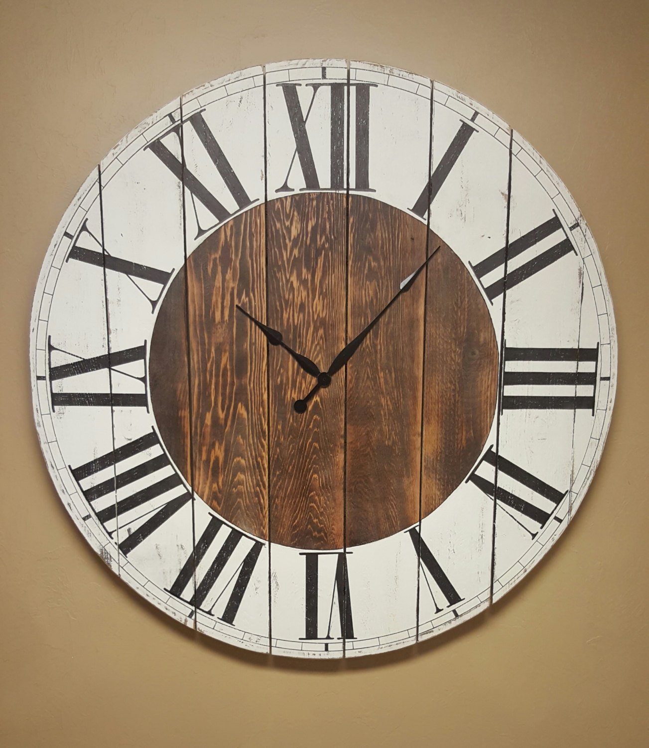 "The ""Abigail"" Farmhouse Clock"