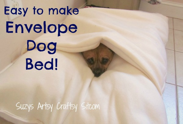 16 Adorable DIY Pet Bed Ideas