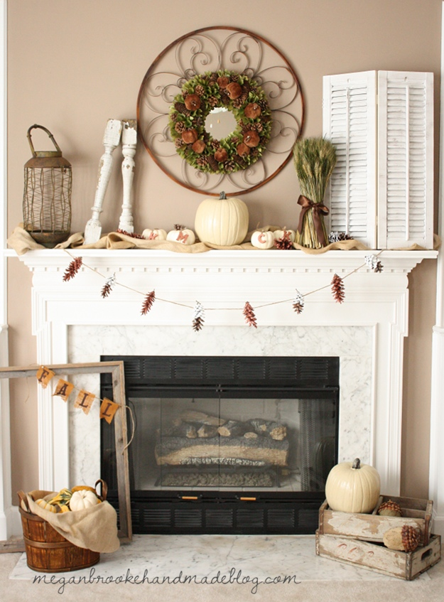 Natural and Cozy Palate Slips into Fall