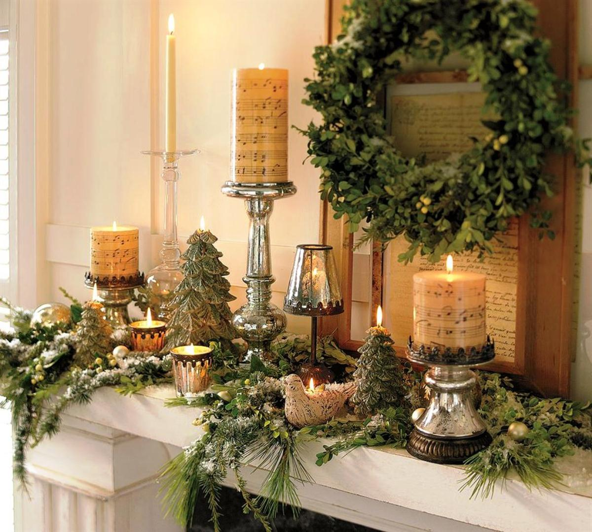 Decoration Ideas: 50 Best Indoor Decoration Ideas For Christmas In 2019