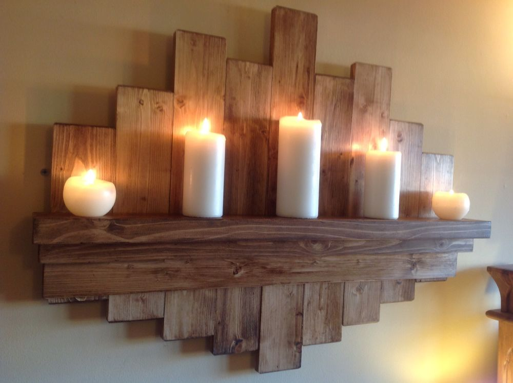 How To Make Wall Decoration Items : Best rustic wall decor ideas and designs for