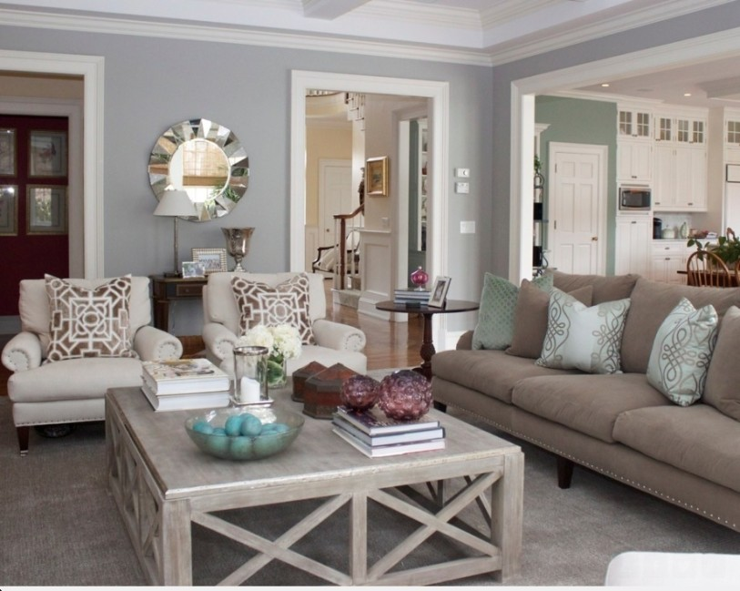 16  Sueded Soft Wood. 27 Best Rustic Chic Living Room Ideas and Designs for 2017