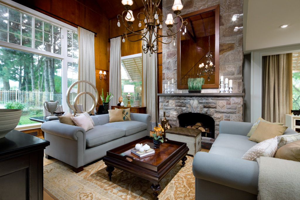 Best Rustic Chic Living Room Ideas And Designs For - Rustic chic living room