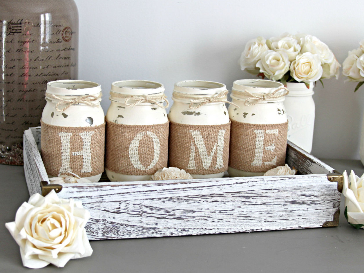 Trendy farmhouse decoration ideas from etsy to buy
