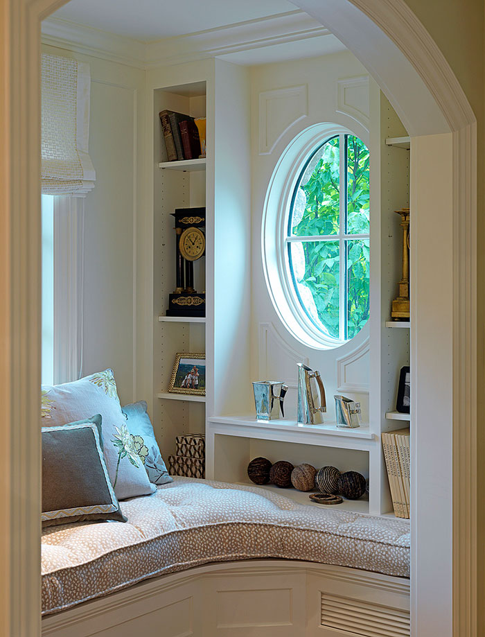 Cozy Corner with Natural Sunlight
