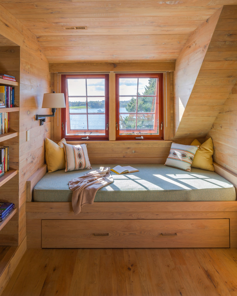 The Doubles-As-a-Bed Nook