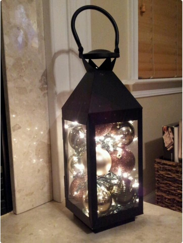 Old Fashioned Festive Lantern