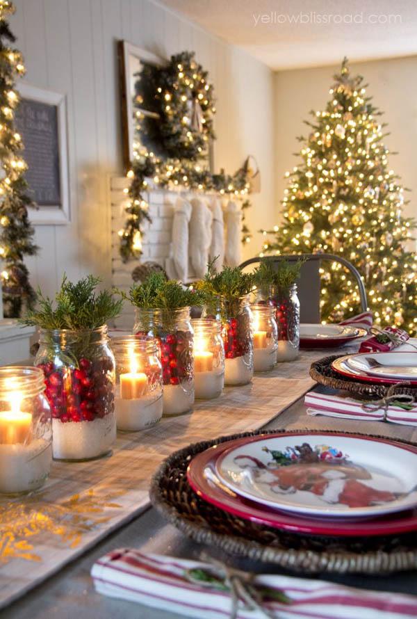 Auch Für DIY Weihnachtsdeko Ideen Gelten Sie Als Grundsätzliches Element  Für Eine Glanzvolle Dekoration. Füll Sie Einfach Mit Kunstschnee, ...