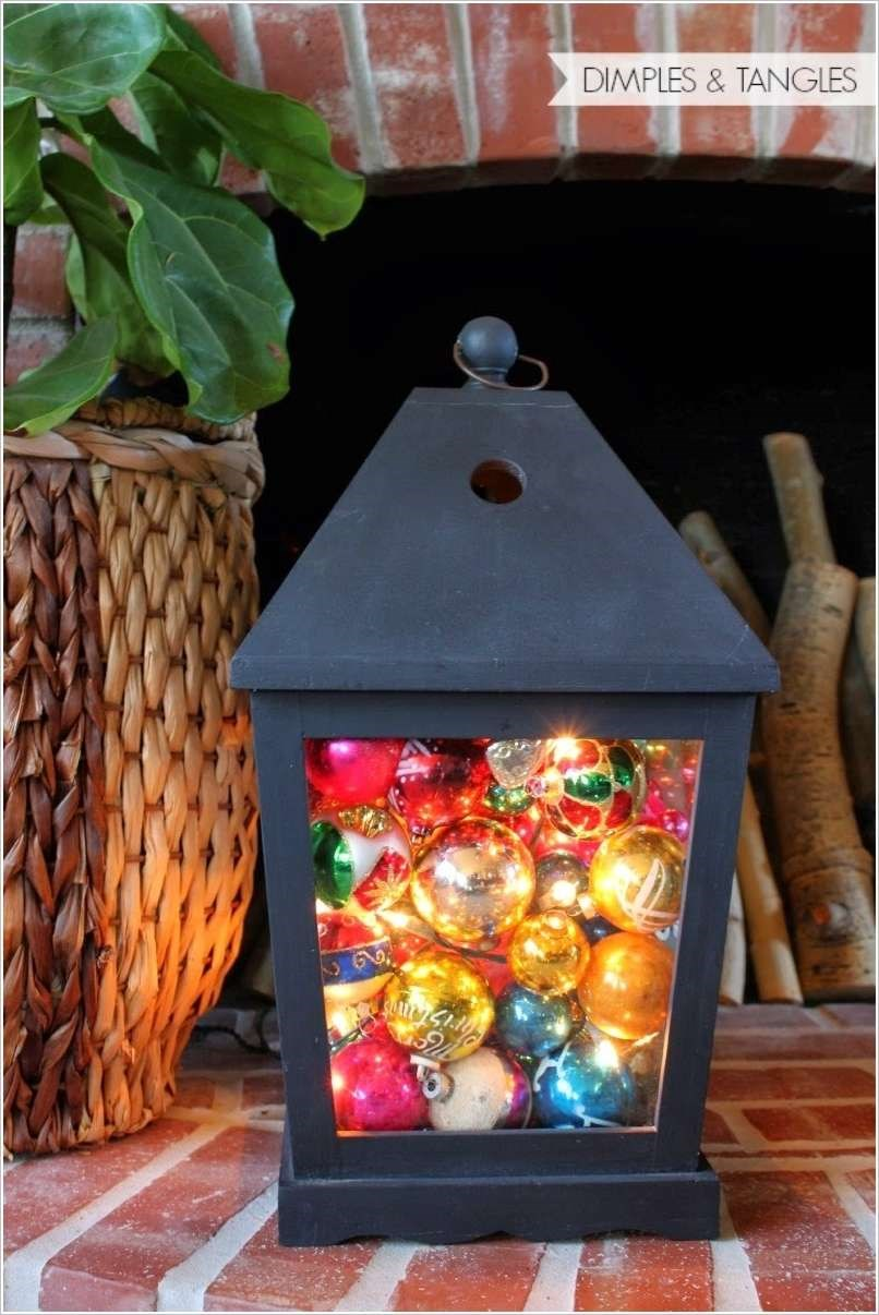 Indoor christmas decorations ideas - 34 A Lantern Of Delight