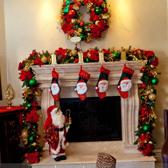 50 best indoor decoration ideas for christmas in 2017