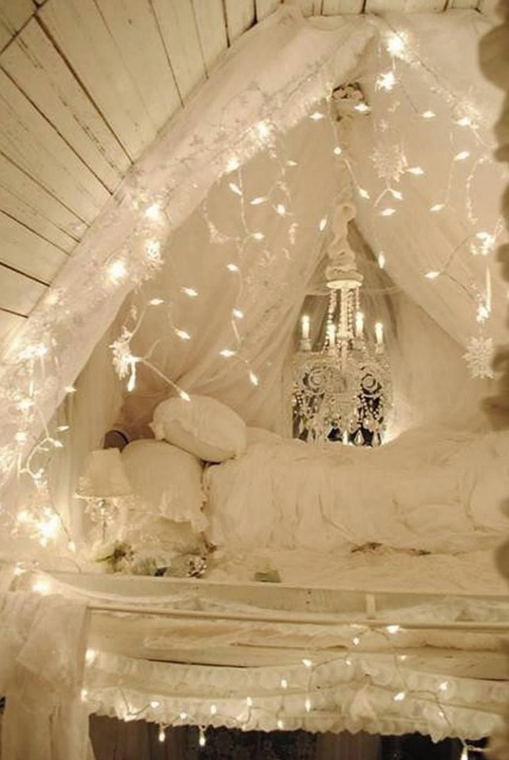 White Wonderland Bedroom