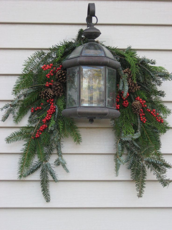 Simple Christmas Decorating Ideas: 50 Best Christmas Porch Decoration Ideas For 2019