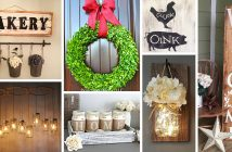Farmhouse Decoration Ideas