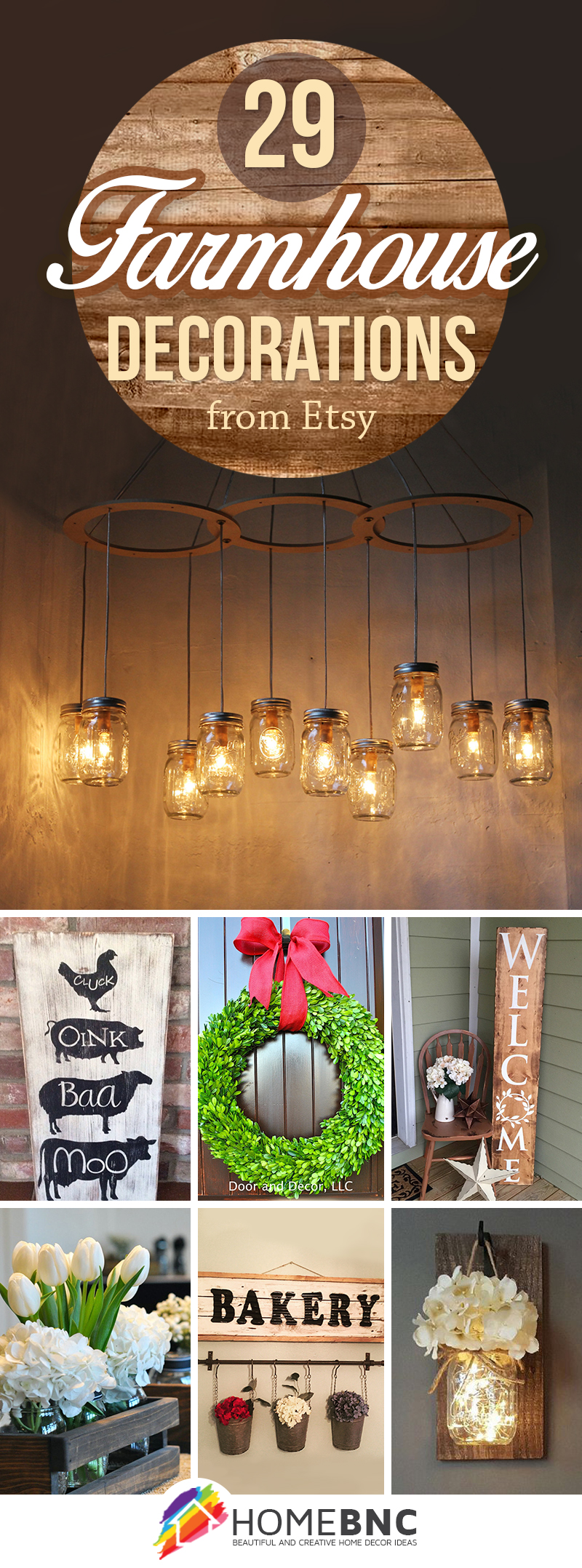 Farmhouse Decorations