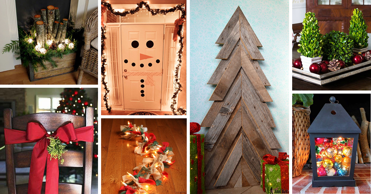 50 best indoor decoration ideas for christmas in 2018 - Cool Christmas Decoration Ideas