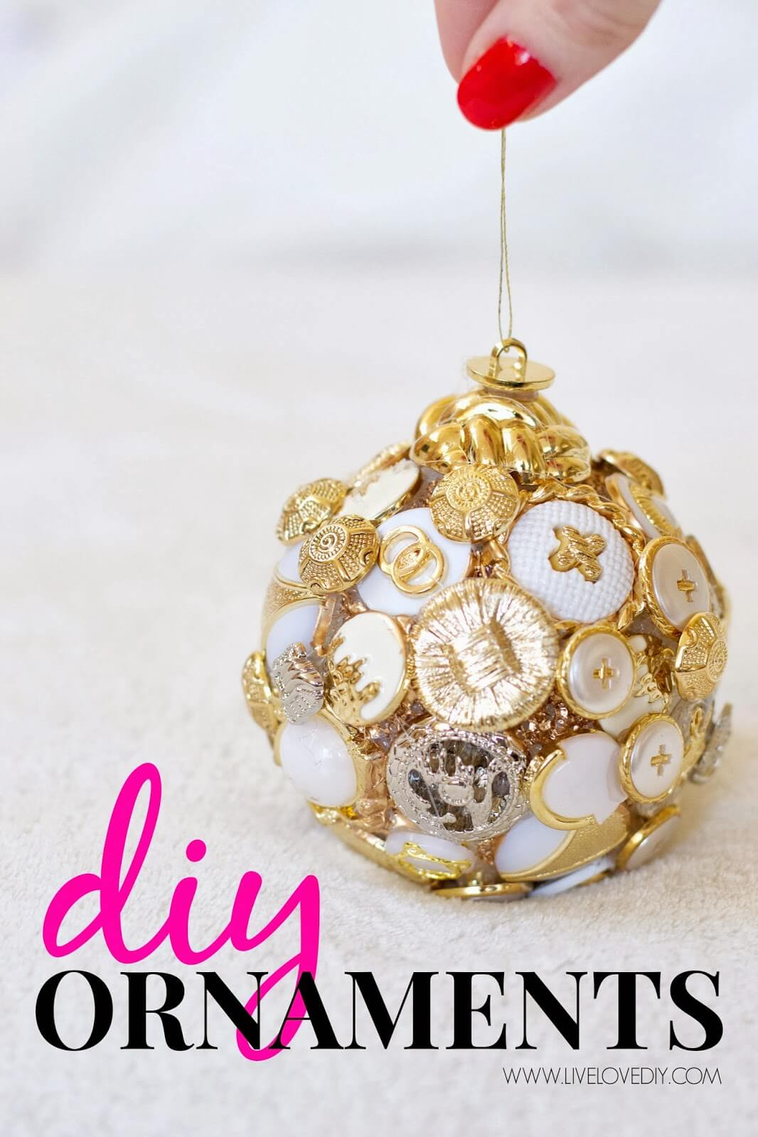 50 Incredible DIY Christmas Ornament Tutorials for 2018