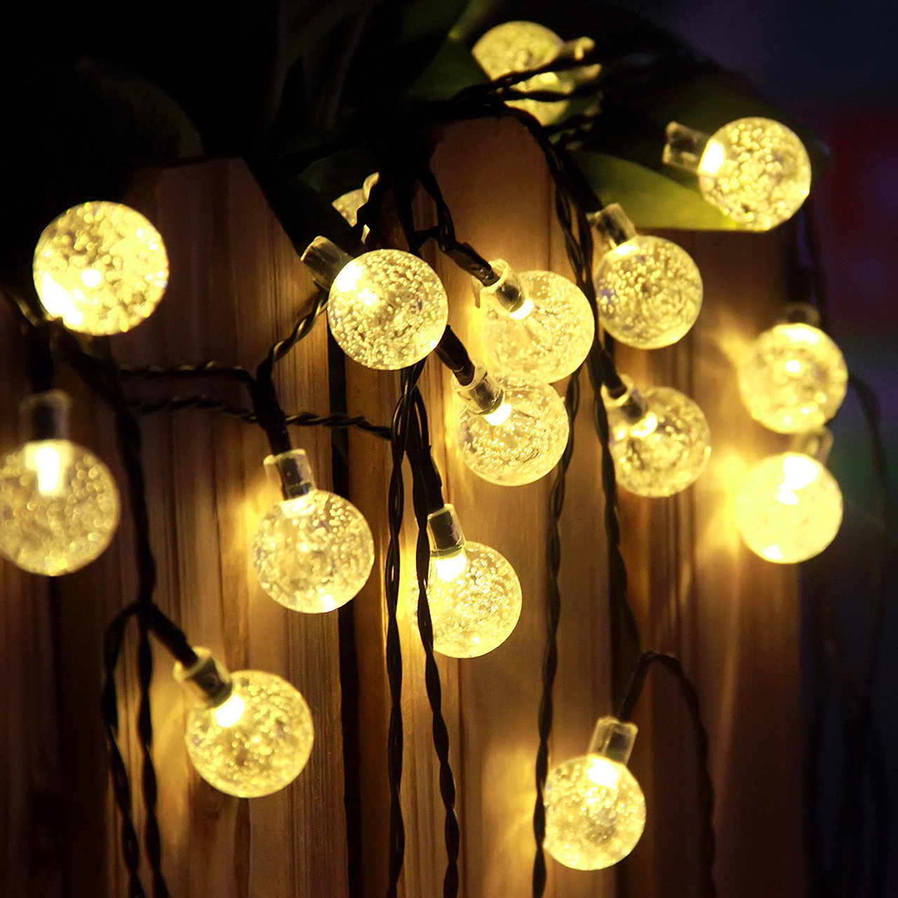 Perfect Holiday String Lights : 30 Best Outside Christmas Light Ideas for 2018