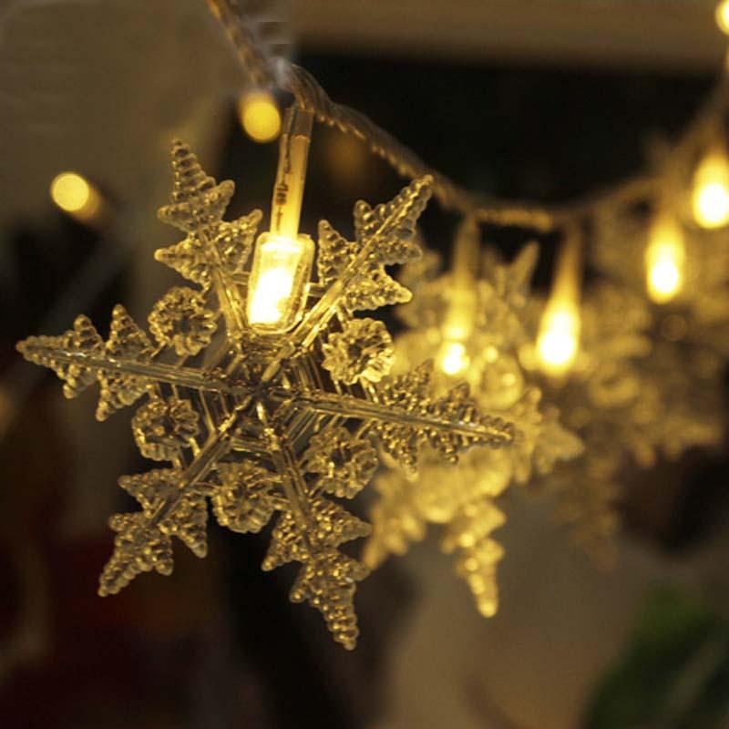 Illuminate With Snowflakes
