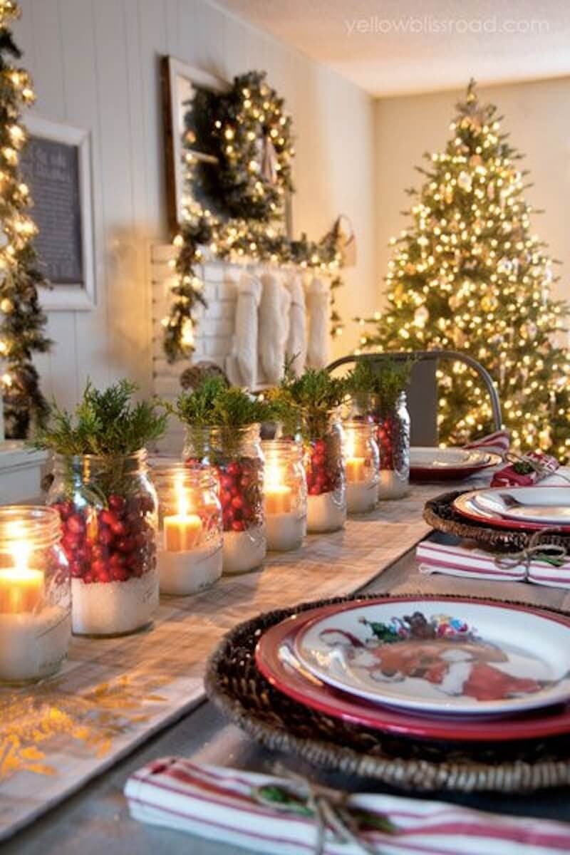 28 Best Diy Christmas Centerpieces Ideas And Designs For 2019