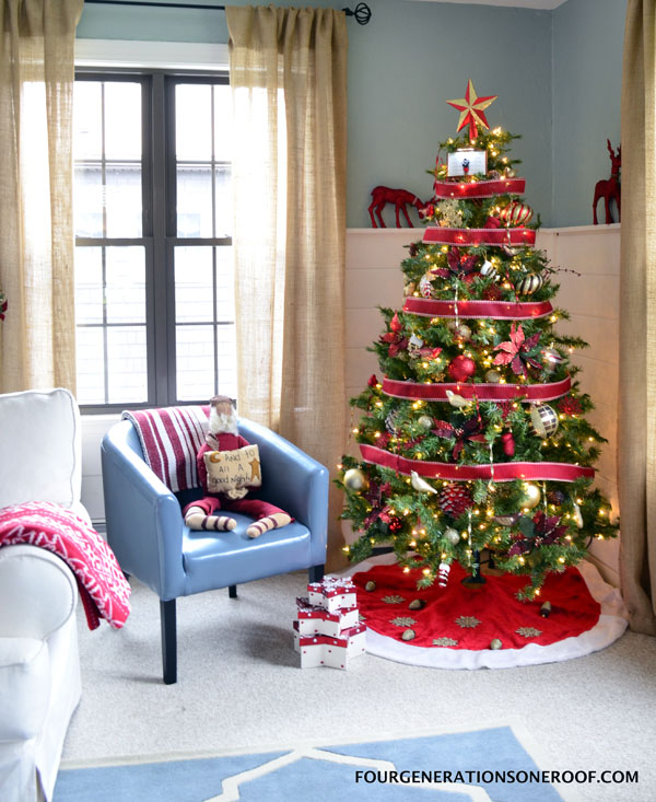 The Best And Most Inspiring Christmas Tree Decoration Ideas For - Best red christmas decor ideas