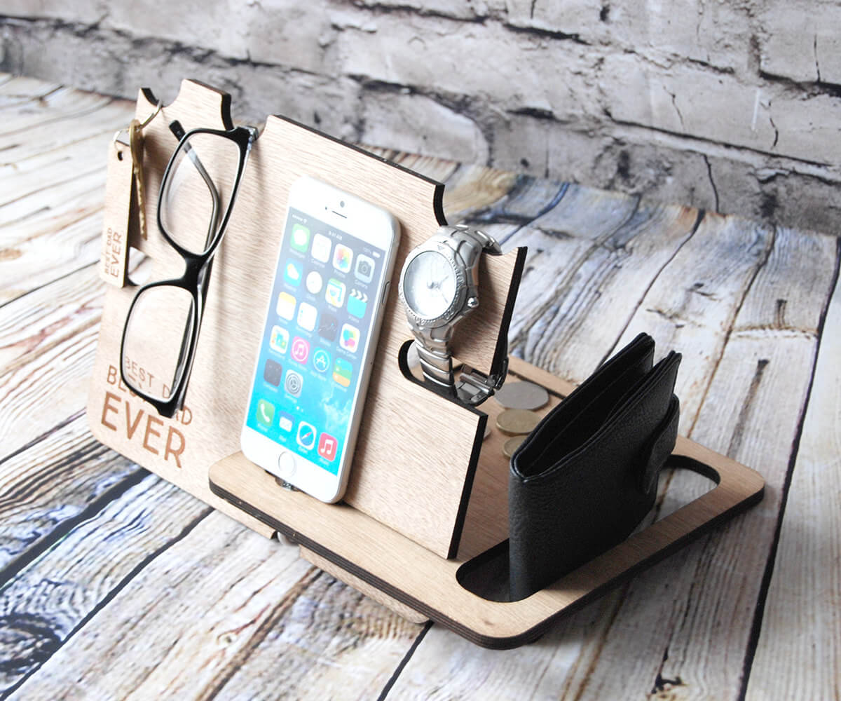 Lightweight Travel Organizer & Docking Station