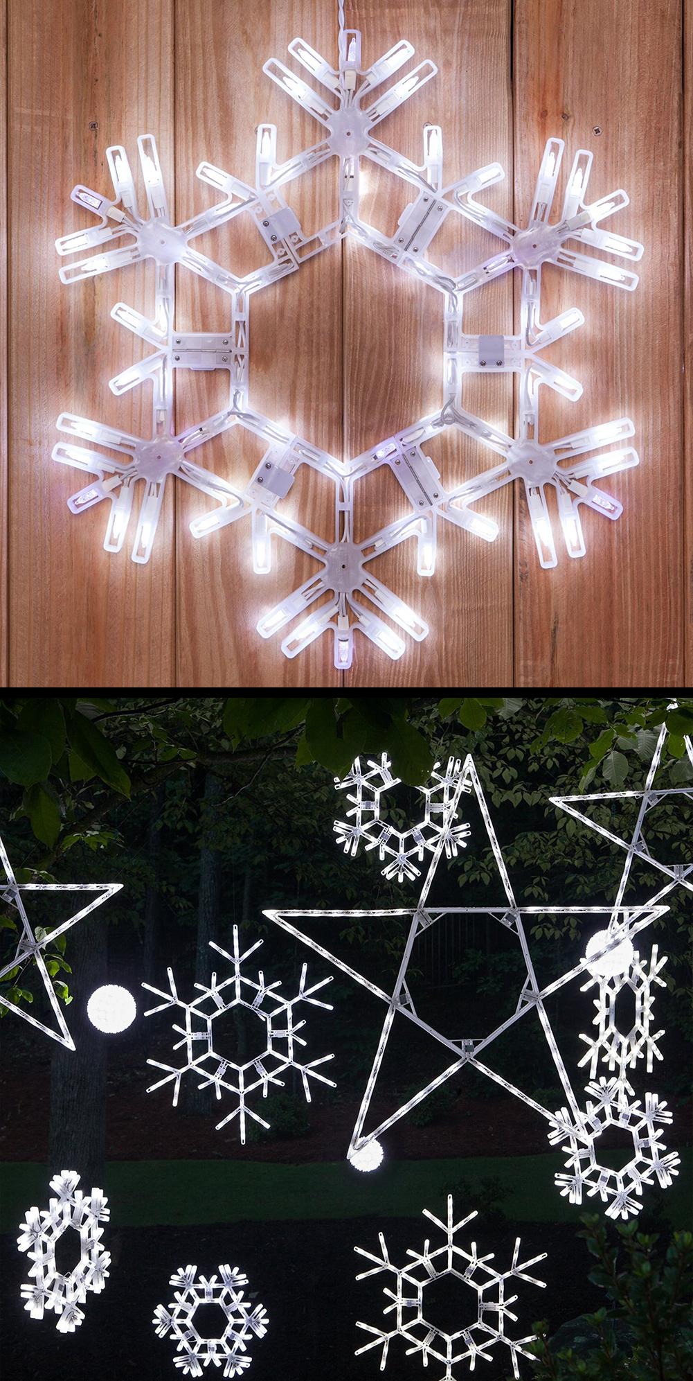 Foldable Snowflake