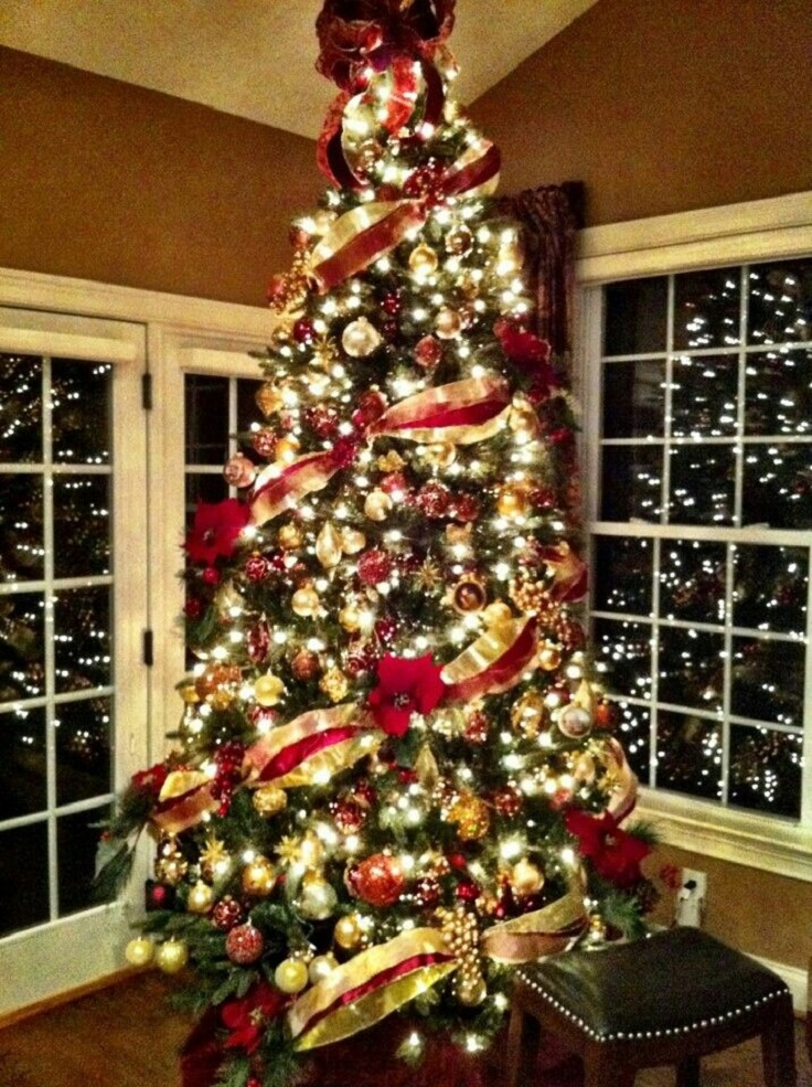 Ideas To Decorate A Christmas Tree - Home Design