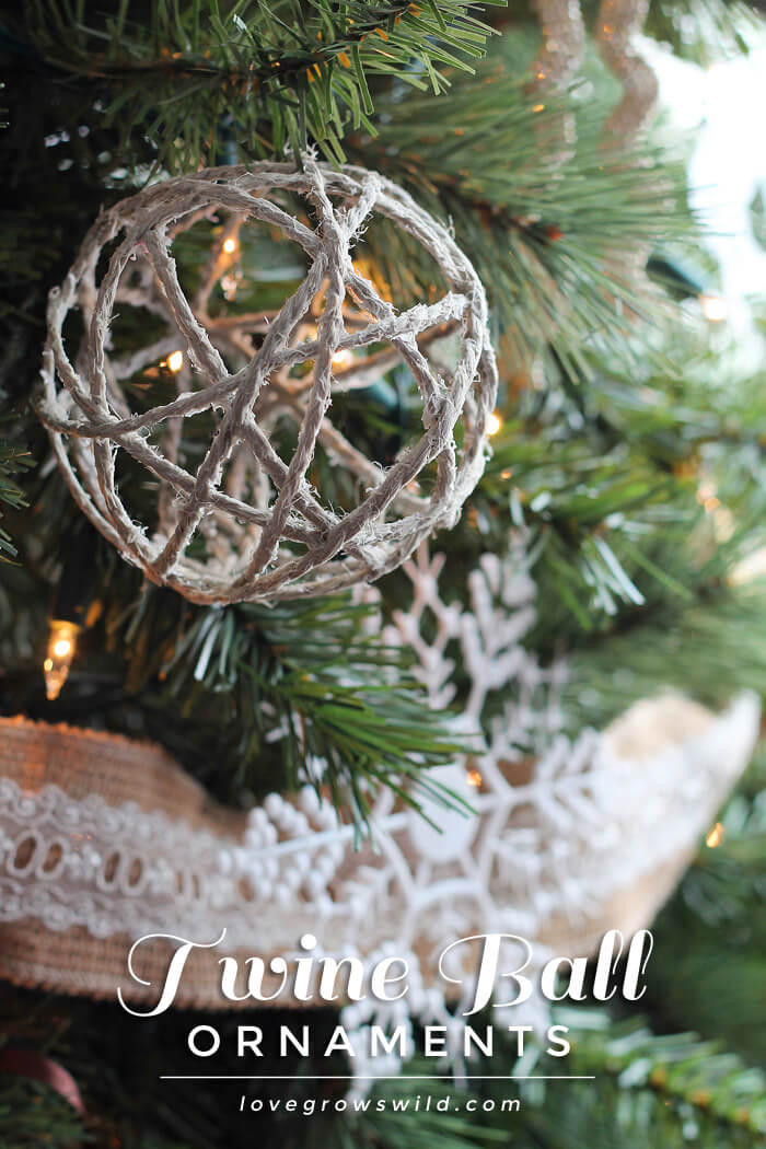 50 Incredible Diy Christmas Ornament Tutorials For 2020