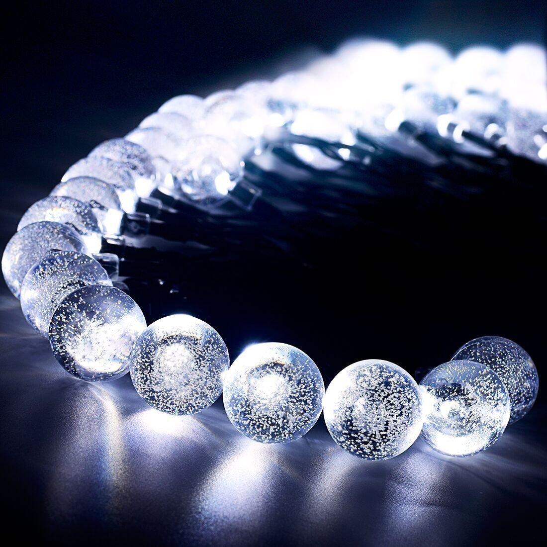 Crystal Ball Lights