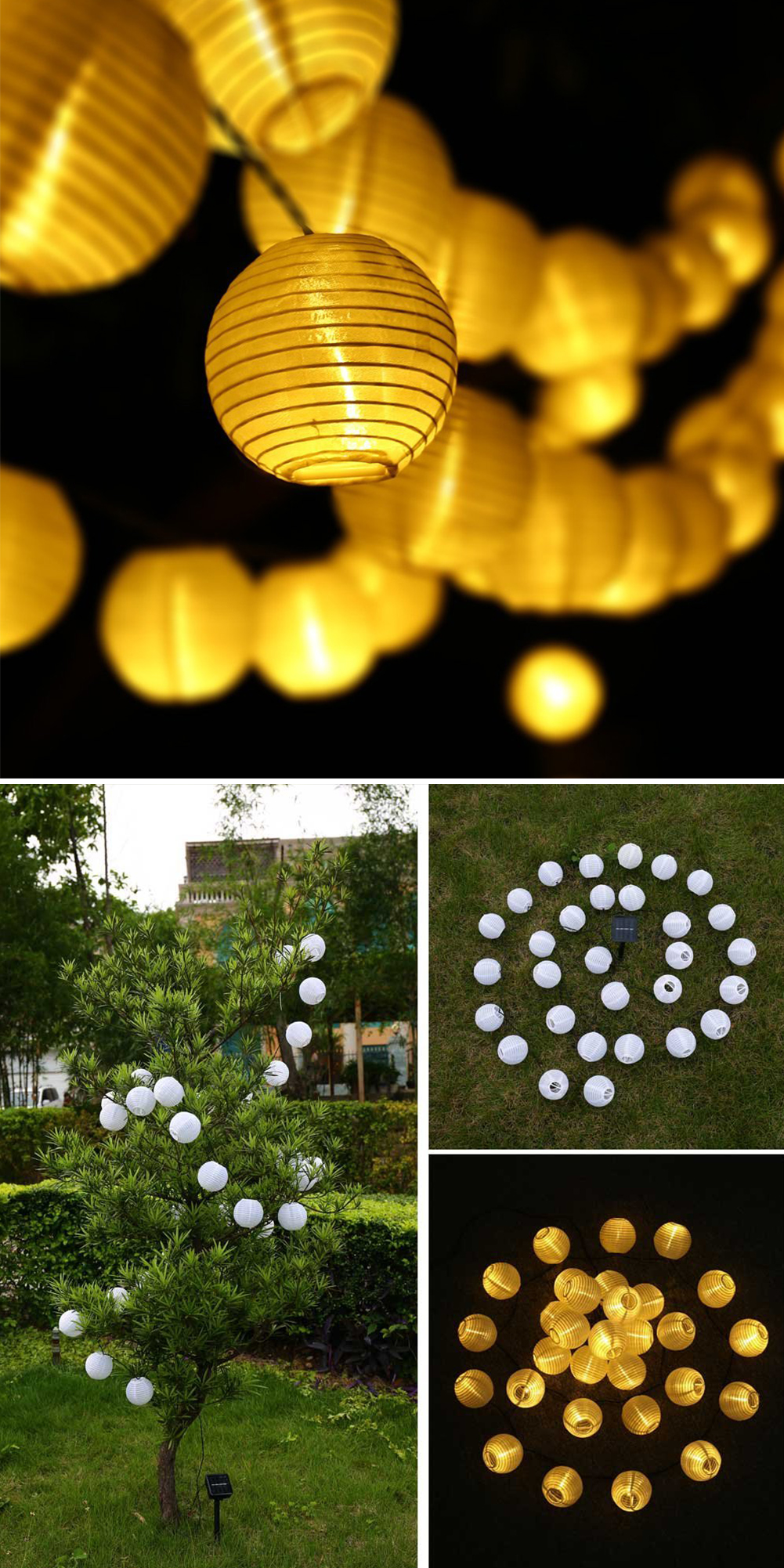 Chuzzle Ball Lights