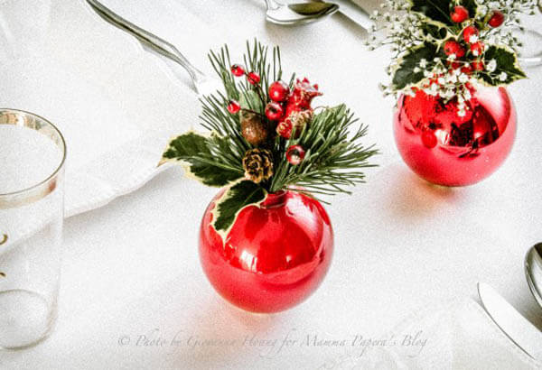 Ornament Holders of Holiday Cheer