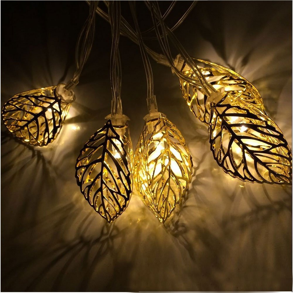 Metal Ornament Lights