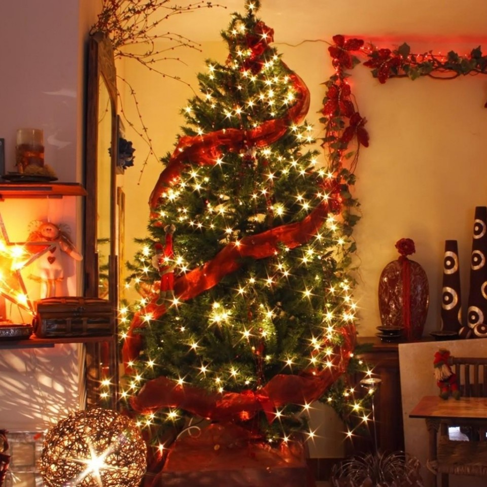 Christmas Tree Simple Decorating Ideas: The 50 Best And Most Inspiring Christmas Tree Decoration