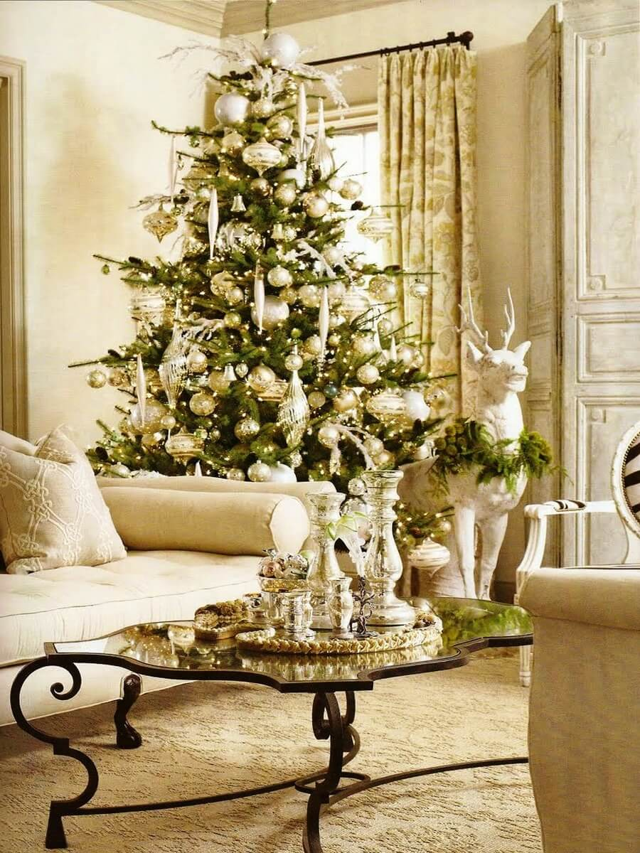 Luxury christmas decoration for the home - Shining Luxury