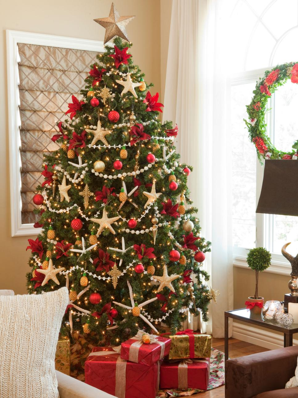 The 50 best and most inspiring christmas tree decoration for Decoration xmas tree