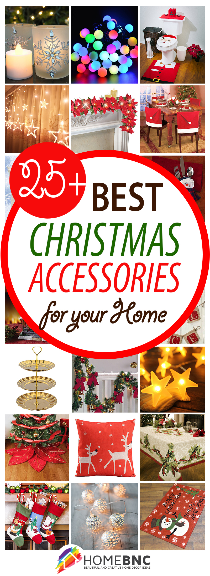 Christmas Accessory Ideas
