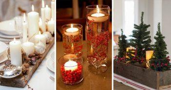 Best DIY Christmas Centerpieces