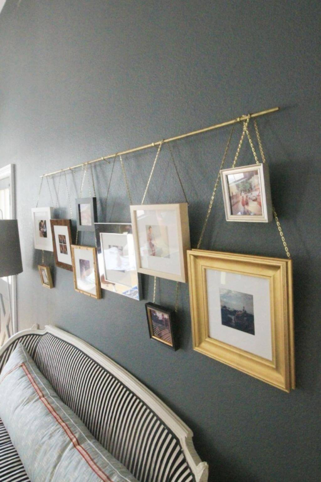 Suspend Multiple Frames at Different Heights